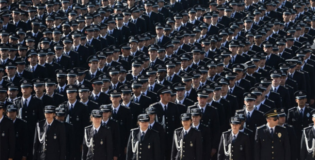 13 Bin Polis Alınacak!