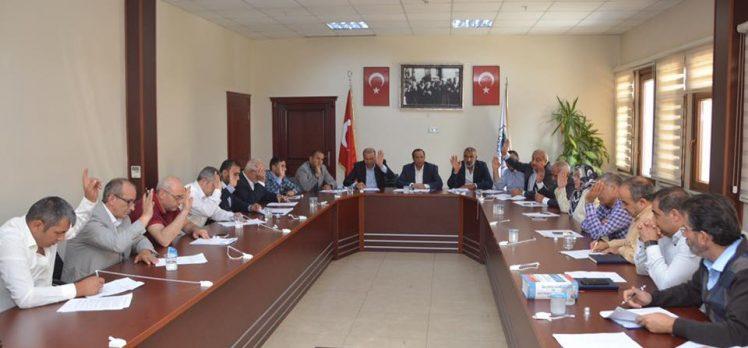 Dilovası Belediyesi Eylül Ayı Meclisi Gerçekleşti