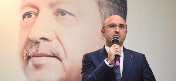 AK Parti Gebze'de Kongre Ertelendi!