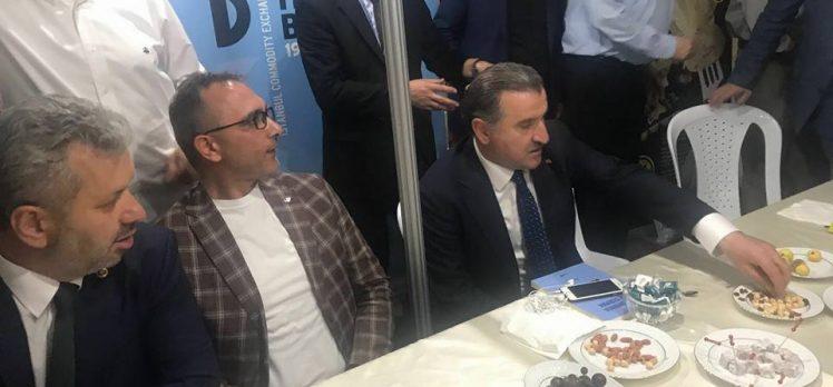 AK Parti'li Soba Rize Günlerine Katıldı