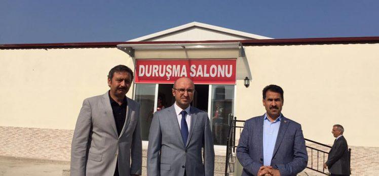 AK Parti'liler Duruşmaya Gitti