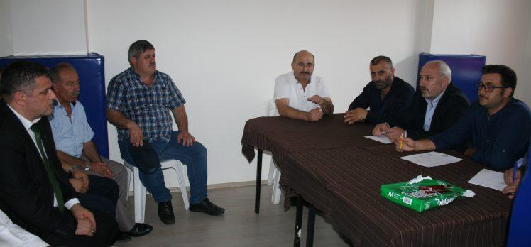 BBP Gebze'de Zülfikâr Şahin Seçildi!