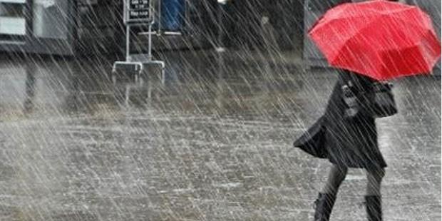 Dikkat Yağmur Var