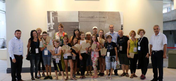 Seka Kağıt Müzesi Uluslararası Misafirlerini Ağırladı
