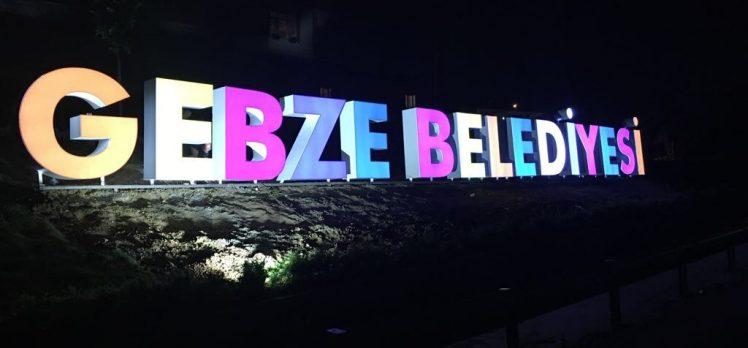 Gebze'de Dekoratif Peyzaj Çalışmaları