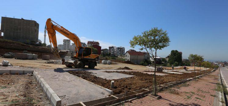 Çayırova'da Yeni Bir Park ve Yeşil Alan