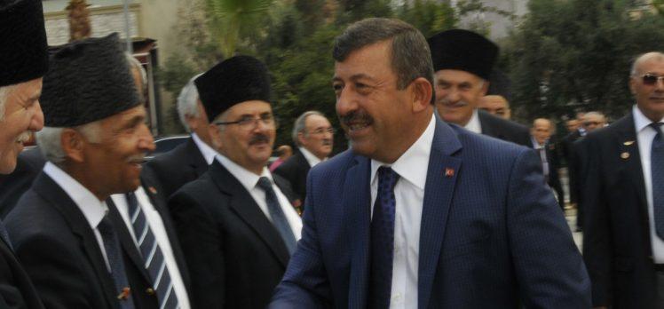 Başkan Karabacak'tan Gaziler Günü Mesajı