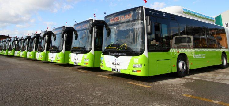 Halk Otobüsleri De Doğalgazlı Olacak!