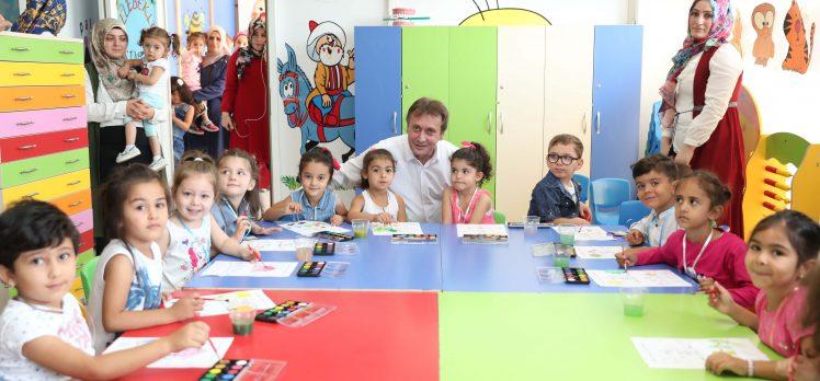 Anne-Çocuk Kulüpleri Yeni Eğitim Öğretim Yılına Başladı