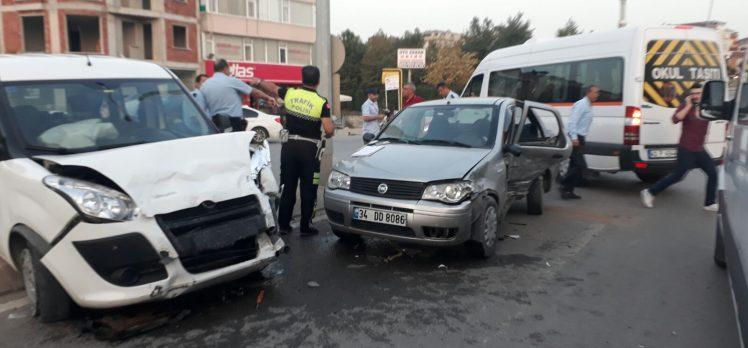 Gebze'de Kaza: 6 Yaralı