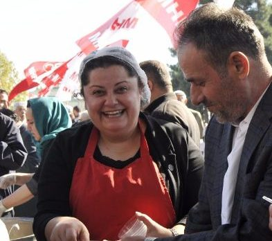MHP'li Başkan Kazan Başına Geçti