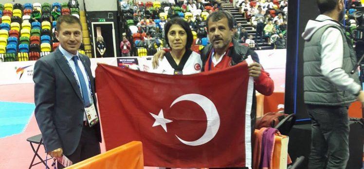 Büyükşehirli Karatay Dünya Şampiyonu
