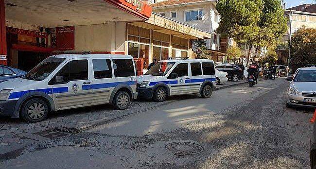 Gebze'de Silahlı Yaralama
