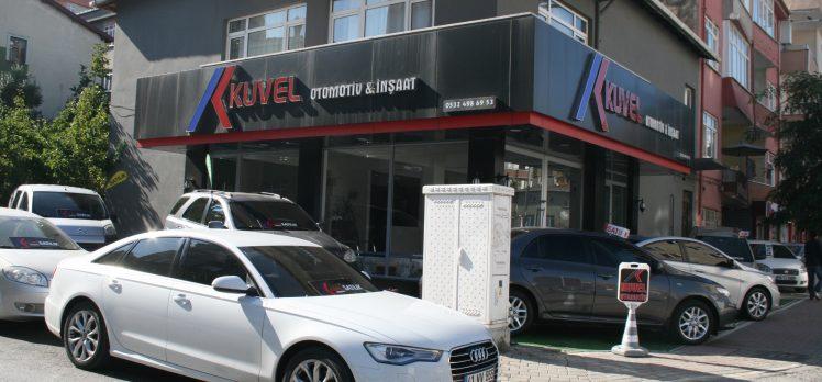 Otomotiv ve İnşaat Sektörünün Yükselen Değeri: KUVEL