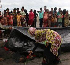 Arakan'da 10 Çocuk Hayatını Kaybetti