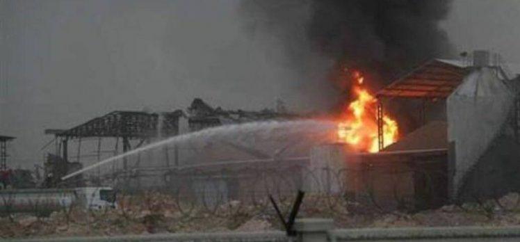 Gebze'de Yangın: 1 Kişi Dumandan Etkilendi