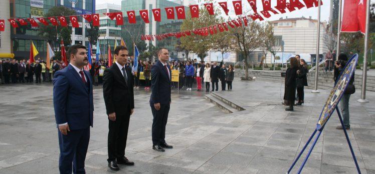 24 Kasım Öğretmenler Günü Gebze'de Kutlandı!
