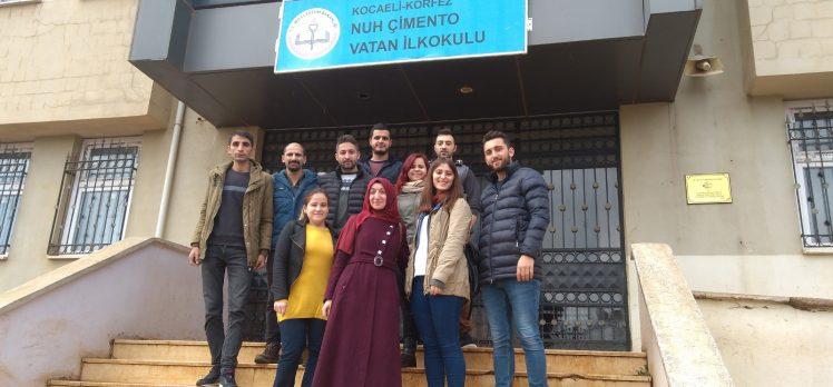 AHBAP Kocaeli Kütüphane Kurdu!