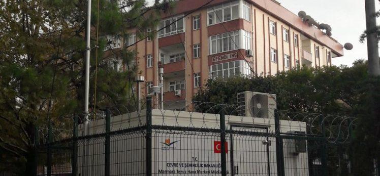 Gebze'ye Hava İzleme İstasyonu