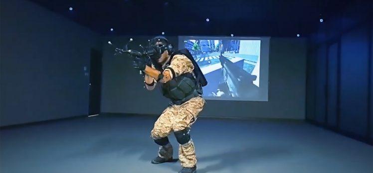 Fuarda Savaş Simülasyonu Sergilenecek!