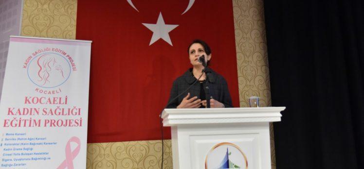 Hülya Aksoy Kadın Sağlığı İçin Konuştu