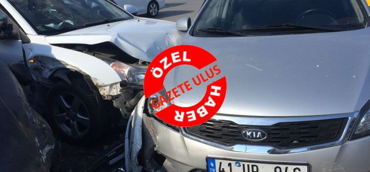 Darıca'da Kazada 5 Suriyeli Yaralandı!