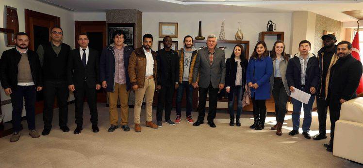 """Başkan Karaosmanoğlu, """"Türkiye Cumhuriyeti'ne Emanetsiniz"""""""