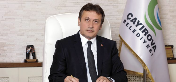 Başkan Demirci'den Yeni Yıl Mesajı