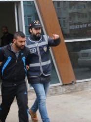 Hırsızlar Kırklareli'nde Yakalandı