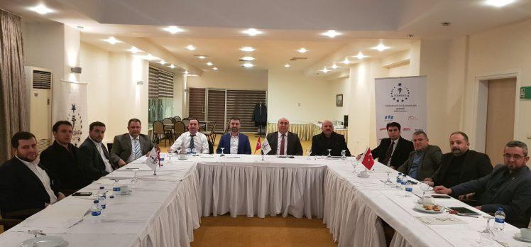 TÜMSİAD Gebze İstişare Toplantısı Yapıldı