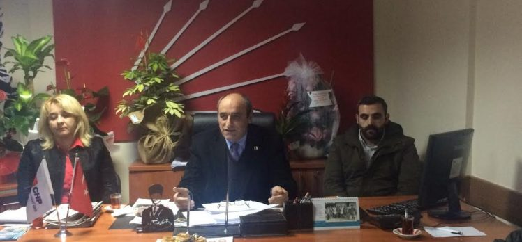 CHP Gebze İcra Kurulu Belirlendi