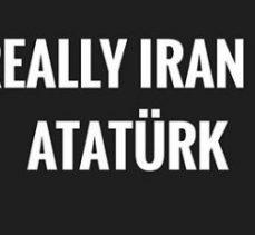 Tahran'ın Zengin Çocuklarından, Dikkat Çeken Atatürk Paylaşımı