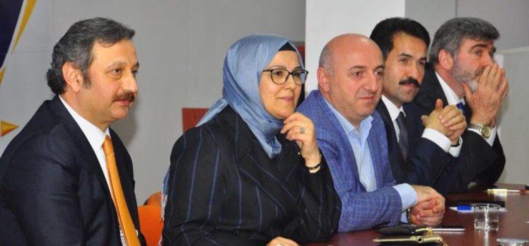 AK Parti Kocaeli Milletvekilleri Darıca'ya Güveniyor