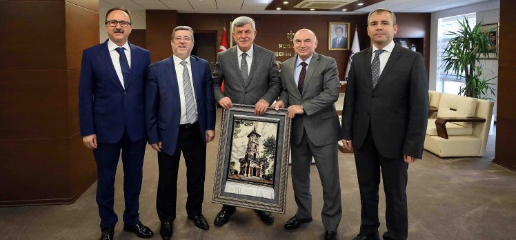 İMES OSB'den Karaosmanoğlu'na teşekkür