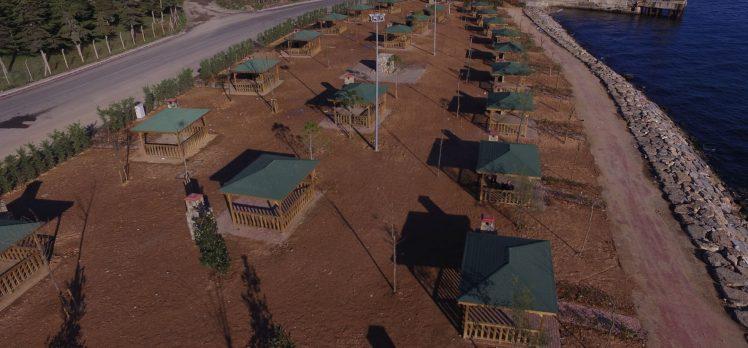 Darıca'nın Yeni Piknik Alanları Hazır