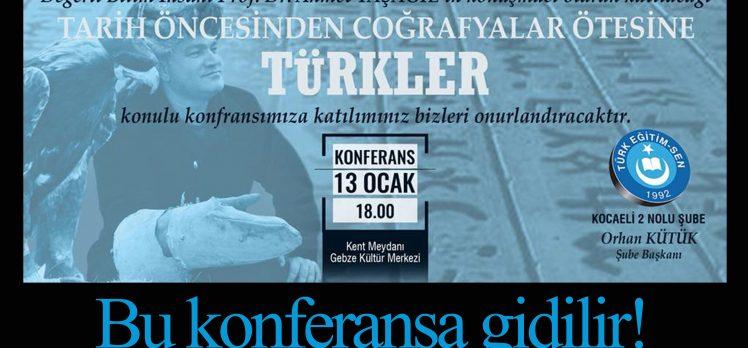 Türk EğitimSen 'Tarih Öncesi'ne Götürecek!