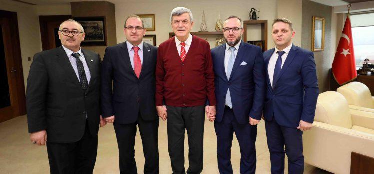 """Karaosmanoğlu, """"Avrupa, değerlerinden uzaklaşıyor"""""""