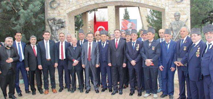 18 Mart Şehitleri Anma Günü ve Çanakkale Zaferi kutlandı