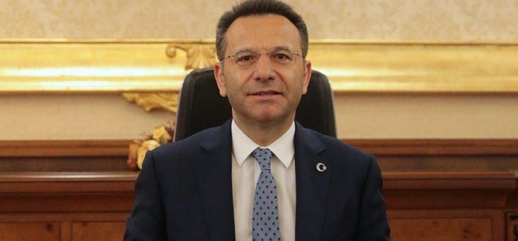 Vali Aksoy'dan 14 Mart Tıp Bayramı mesajı