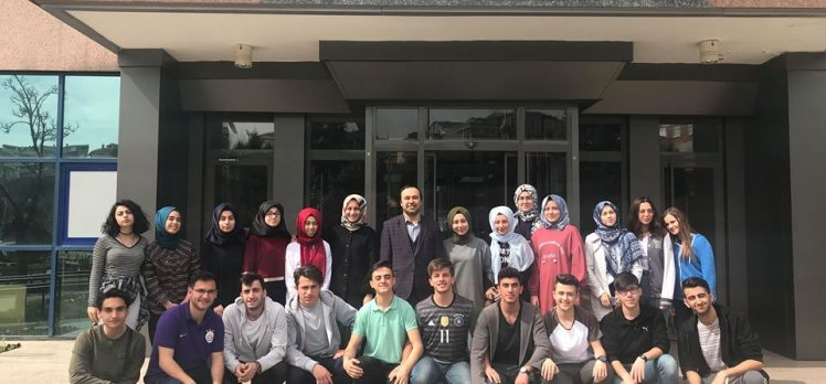 Hedef Gelecek Projesi Öğrencileri eğitim faaliyetlerini sürdürüyor