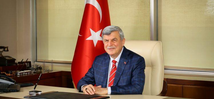 Başkan Karaosmanoğlu'ndan Regaip Kandili mesajı
