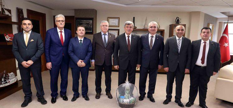 """Karaosmanoğlu,""""Daha yeşil bir Kocaeli için çalışıyoruz"""""""