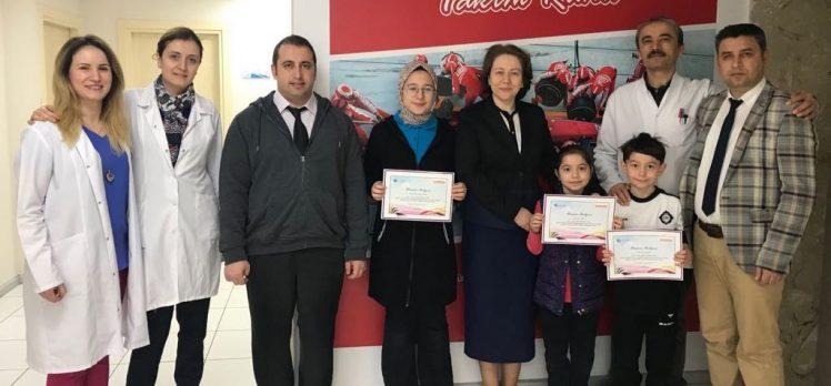 Türkiye birinciliği Özel Yeni Atlas Okullarından