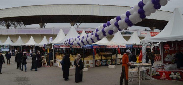 Karadeniz Festivali Pazar akşamına kadar devam edecek