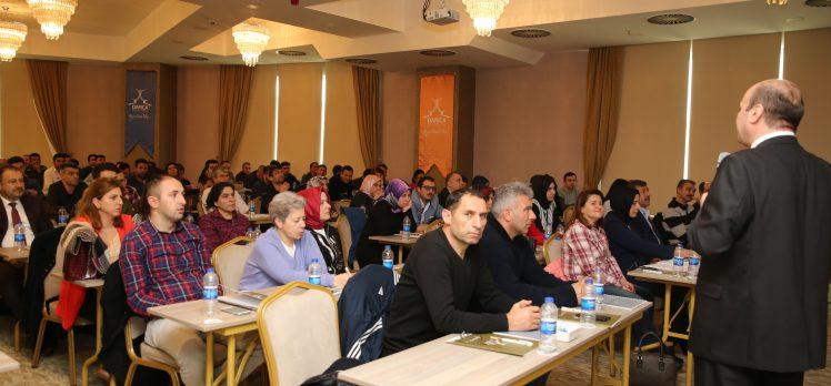 Darıca Belediyesi'nde eğitimler devam ediyor