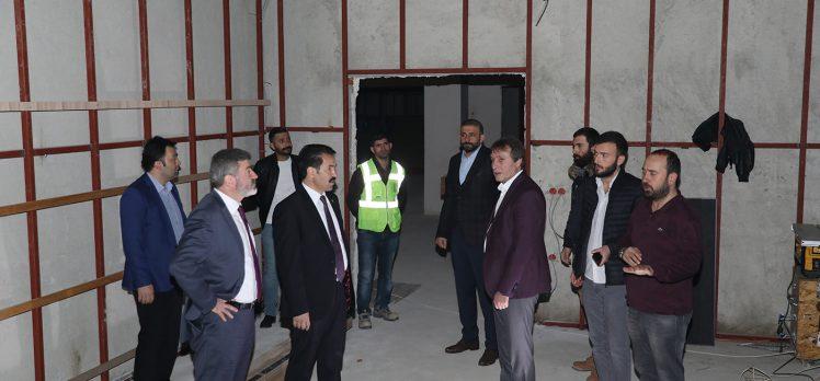Yaman ve Çakır'dan, Çayırova'da Yatırım Turu