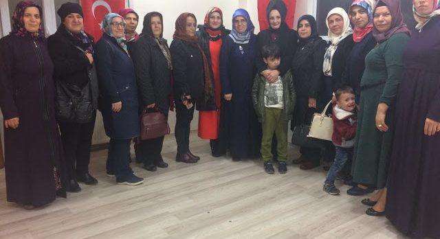 Samsunlu Kadınlardan anlamlı program