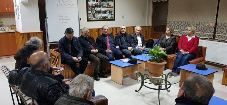 CHP'den Balkan Türkleri ziyareti