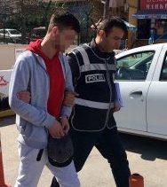 Taksi şoförünü gasp eden şahıslar tutuklandı!