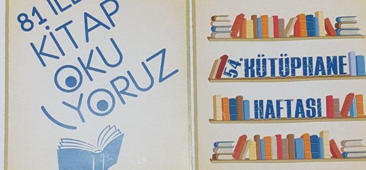 ''Gebze'de Kitap Okuyoruz'' etkinliği